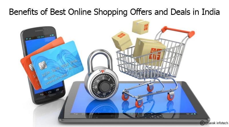 Benefits of Best Online Shopping Offers and Deals in India